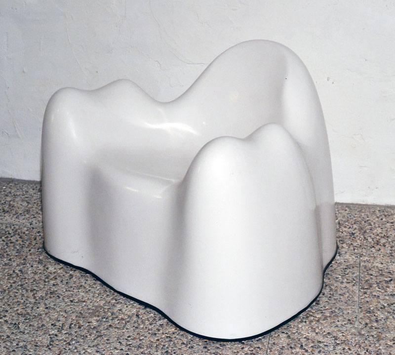 Wendell Castle Molar Chair USA 60s DOMUS NOVA