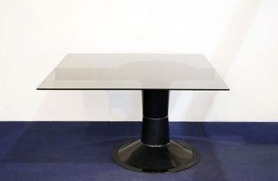 Yrjo Kukkapuro 'Saturnus' dinning table design 60's.