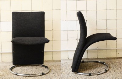 Fumagalli chairs seventies vintage design