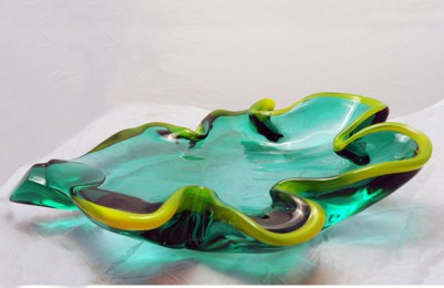 Pino Signoretto – great Murano glass sculpture 70s