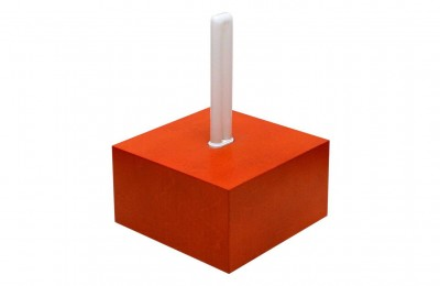 Ettore Sottsass for Memphis 'Jagati' table or wall lamp